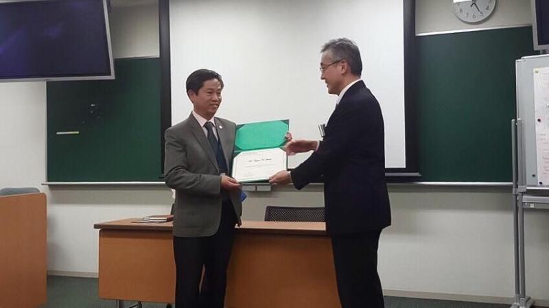 Bác sĩ chuyên khoa II Nguyễn Tấn Quang