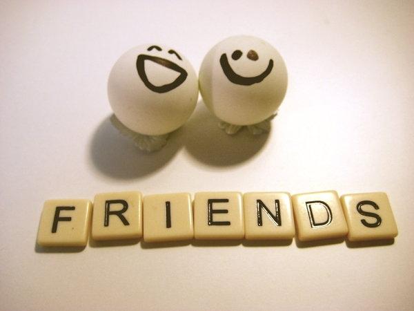 Mỗi người bạn như một món quà mà cuộc sống ban tặng