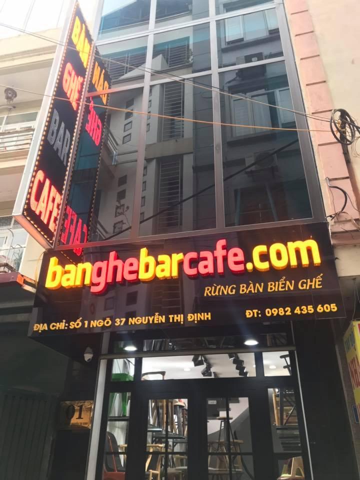Bàn Ghế Bar Cafe HÀ NỘI (banghebarcafe.com.vn)