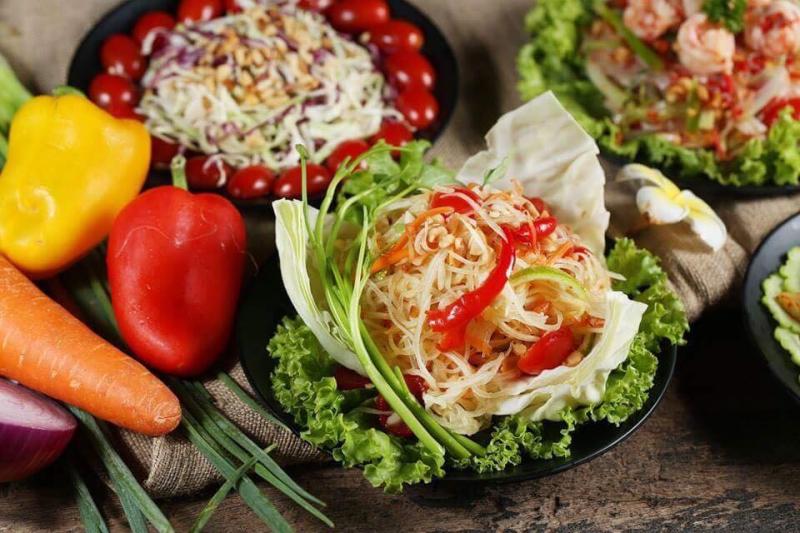 Bangkok BBQ Buffet - Bến Vân Đồn