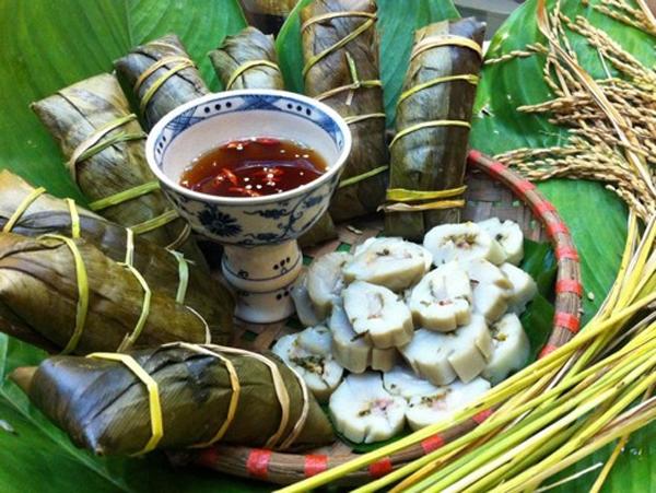 Bánh rắn Đô Kỳ - Thức ăn gian giá quê lúa Thái Bình