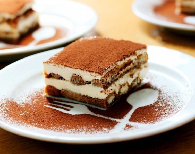 Bánh Tiramisu (Italia)