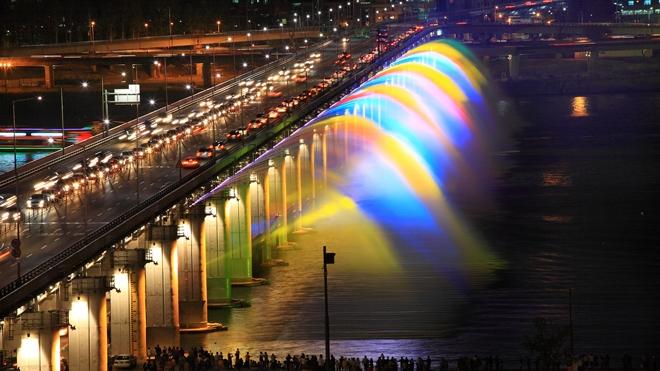 Banpo Moonlight Rainbow - Hàn Quốc
