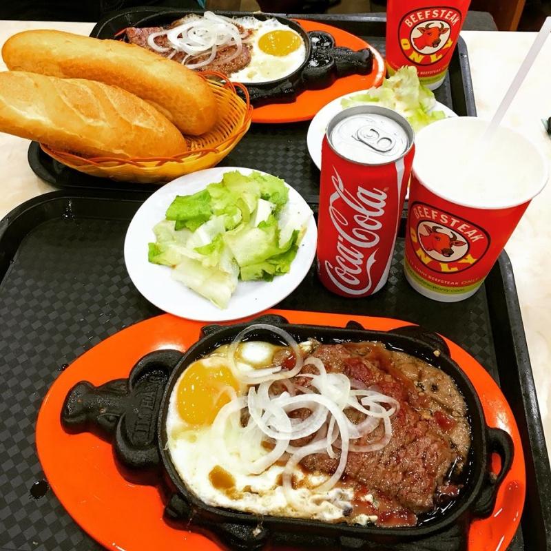 Beefsteak Only là quán ăn ngon nổi tiếng