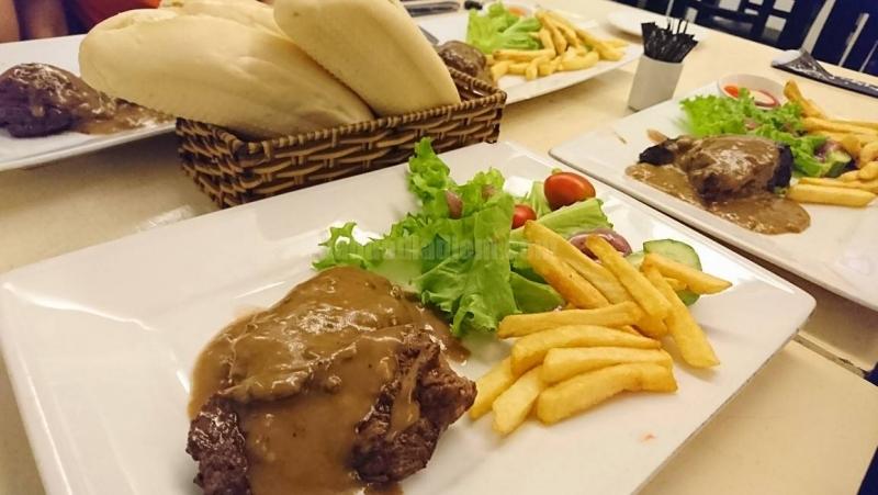 Các món ăn mang đậm hương vị Pháp