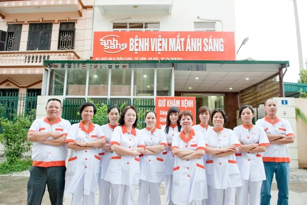 Bệnh viện mắt Ánh Sáng