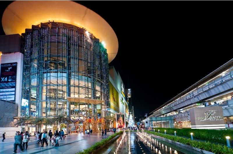 Siam Paragon, Thái Lan
