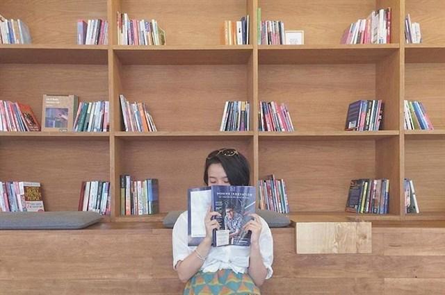 Đây quả là thiên đường cho dân mọt sách