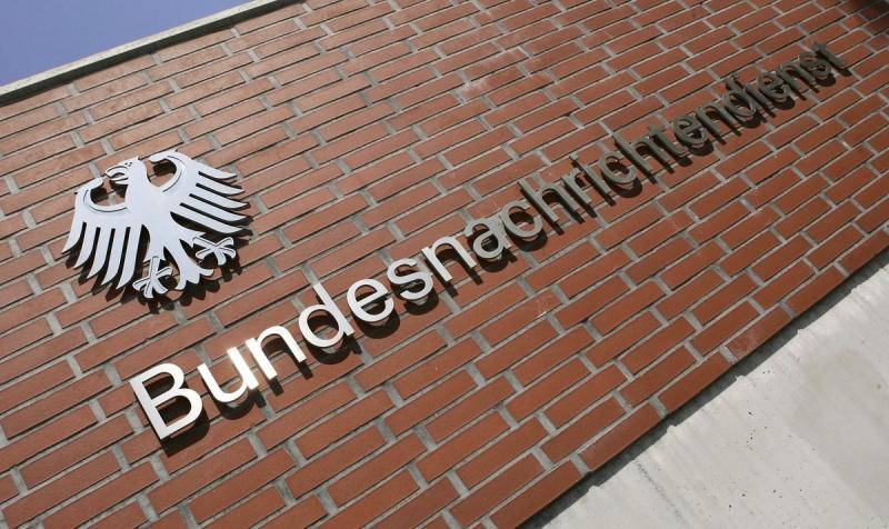 BND - Cơ quan tình báo  Đức