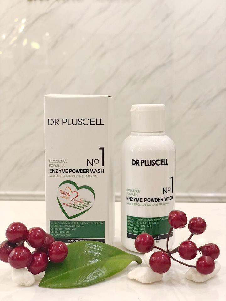 Bộ chăm sóc da Dr Pluscell