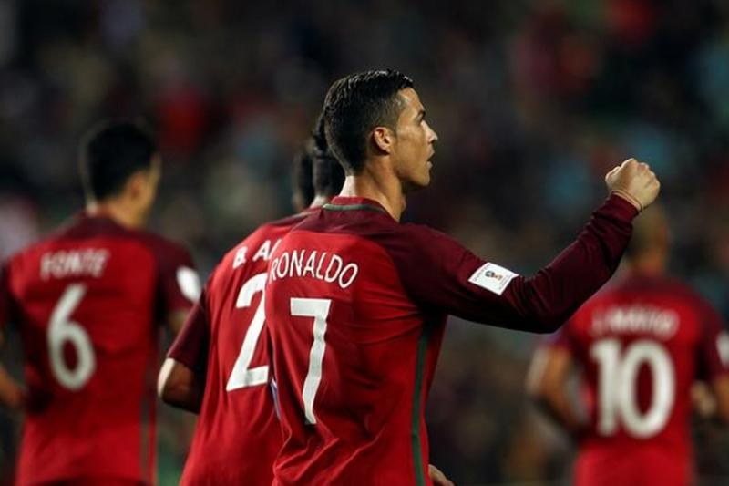 Ngôi sao Ronaldo có mức giá chuyển nhượng cao nhất là 110 triệu Euro