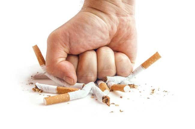 Bỏ hút thuốc