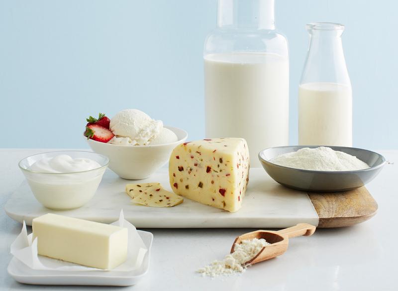 Bơ sữa giúp trẻ tăng cân