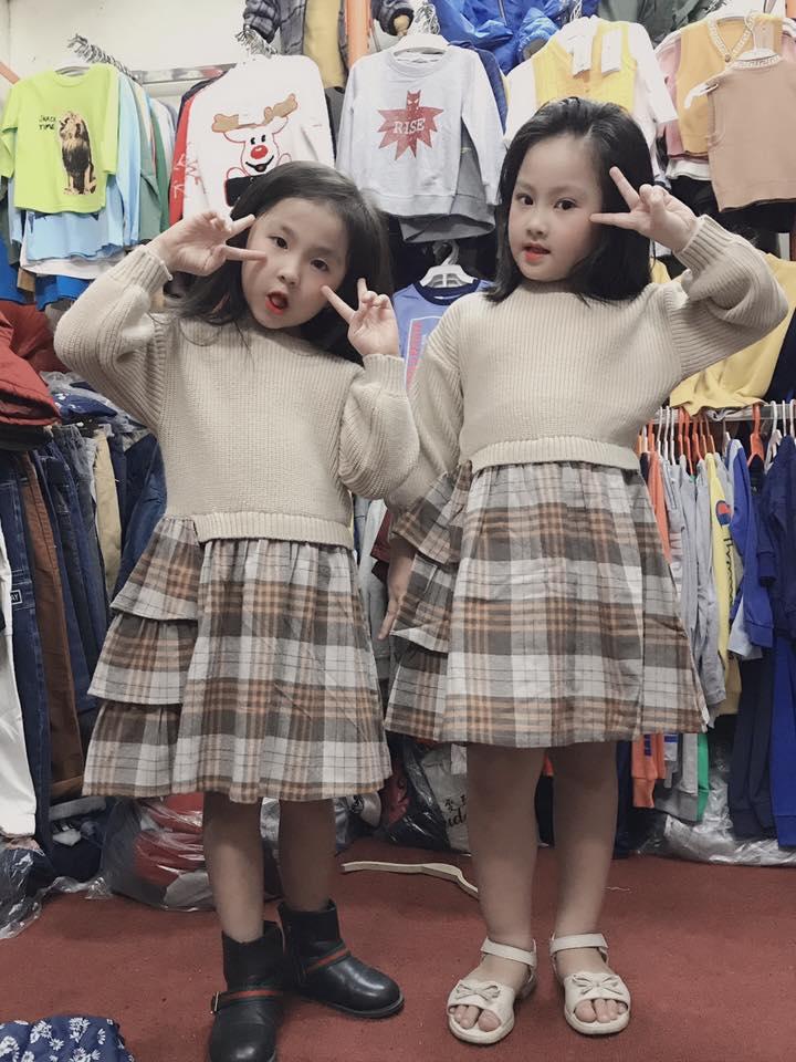 Bông Tây Shop thời trang cho bé