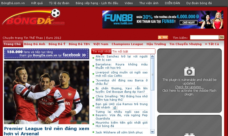 Bongda.com.vn - cập nhật đa dạng các thông tin hữu ích khác nhau