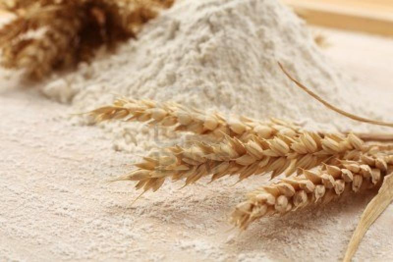Trị nứt gót chân bằng bột gạo
