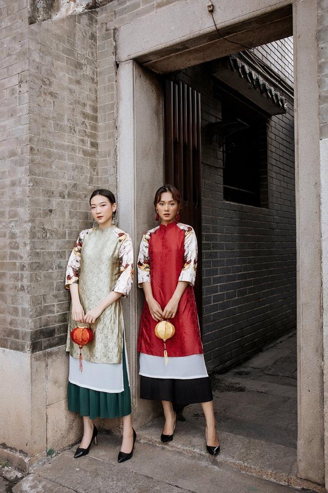 Top 12 shop bán áo dài cách tân vạn người mê ở Sài Gòn
