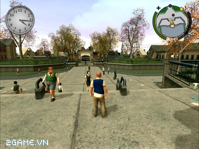 Đồ hoạ 3D cực đỉnh trong game