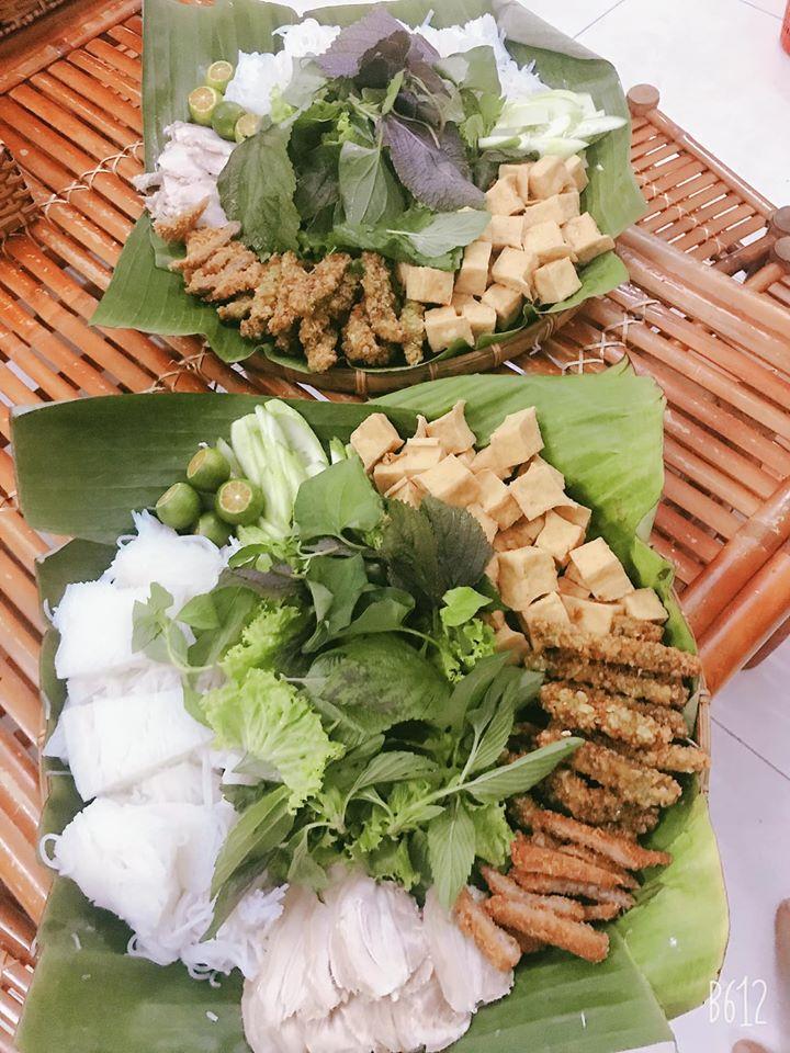 Bún Đậu Lam Phương