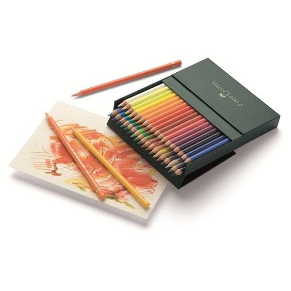 Bộ bút chì màu Faber - Castell 60 mà