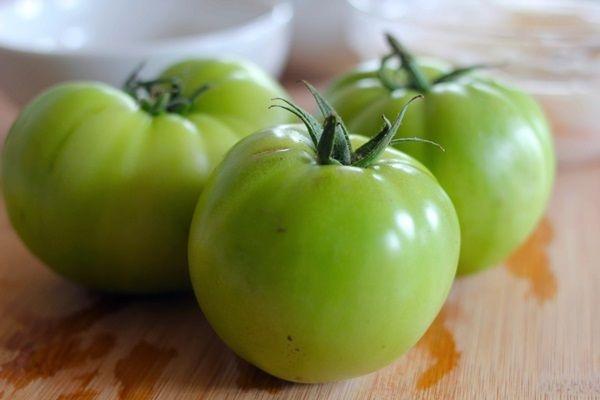 Cà chua vẫn còn