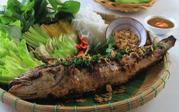 Món cá lóc vô cùng hấp dẫn