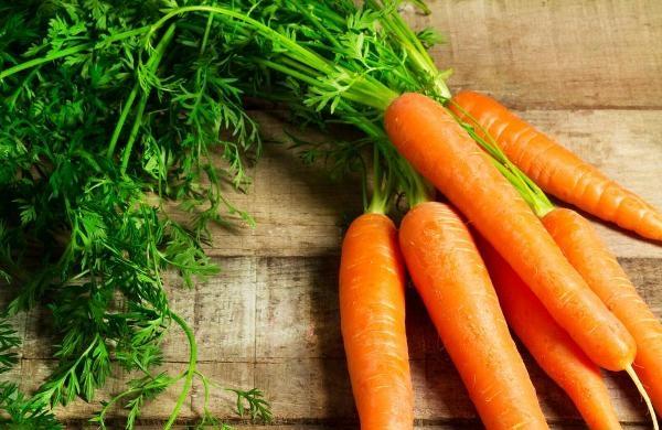 Cà rốt có tác dụng điều trị táo bón rất hiệu quả
