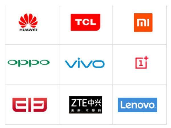 Các thương hiệu Trung Quốc đang bùng nổ