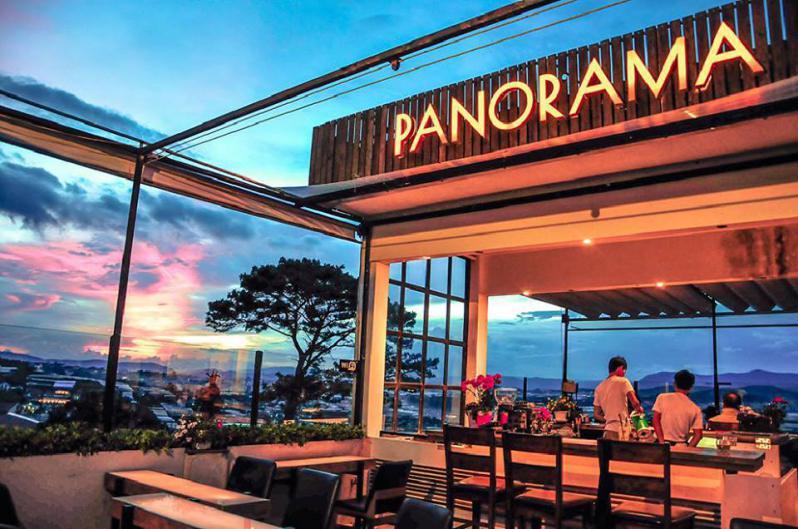 Là một trong quán cà phê có view đẹp nhất Đà Lạt