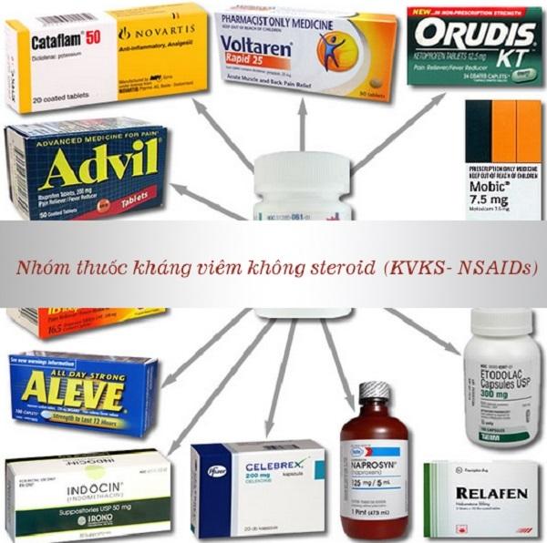 Cần thận trọng khi điều trị với các loại thuốc