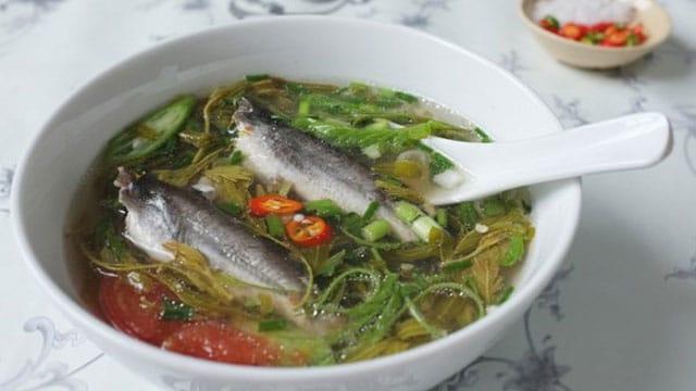 Món ăn thơm ngon từ cá chốt