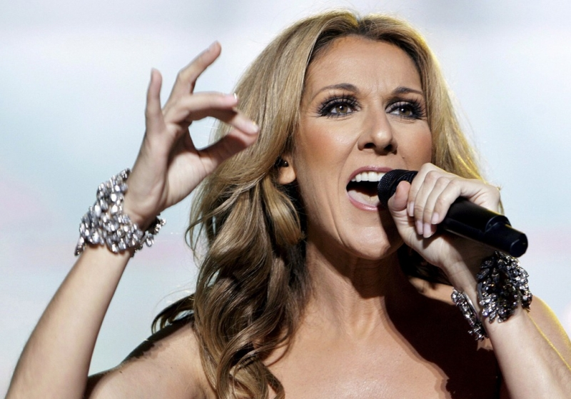 Celine Dion: The Voice of an Angel
