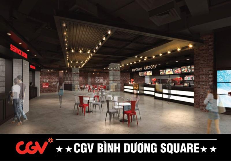 Rạp CGV Bình Dương Square