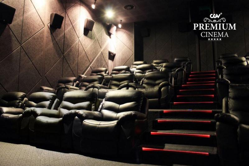 Rạp chiếu phim CGV Vivo City TPHCM