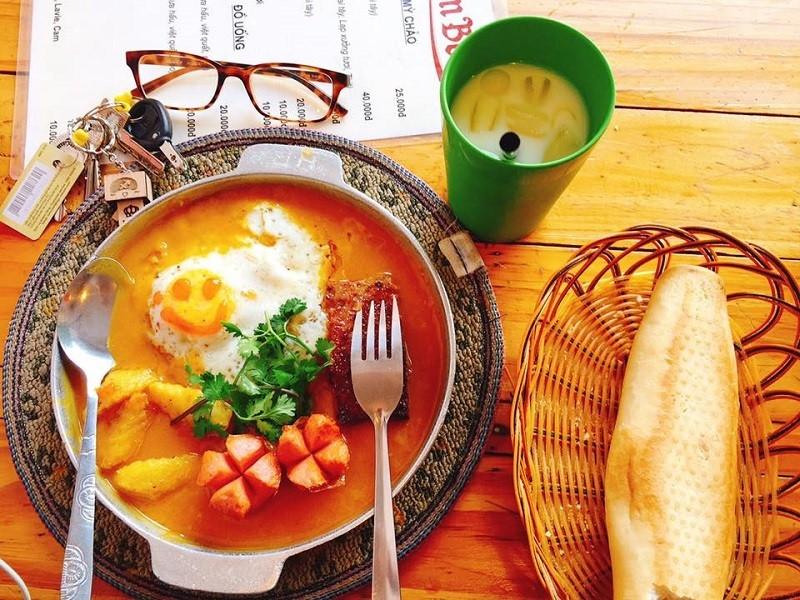 Chảo restaurant – Bánh mì chảo