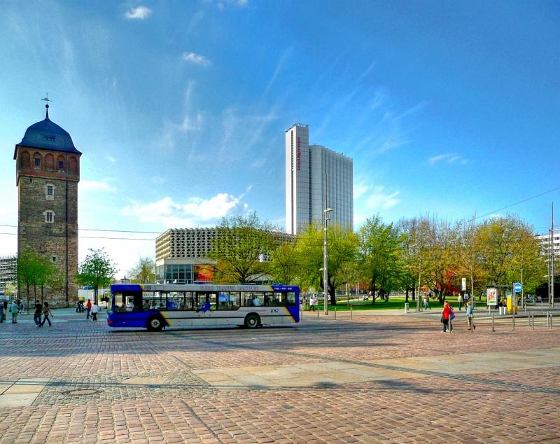 Chemnitz University of Technology là một trường đại học uy tín chất lượng.
