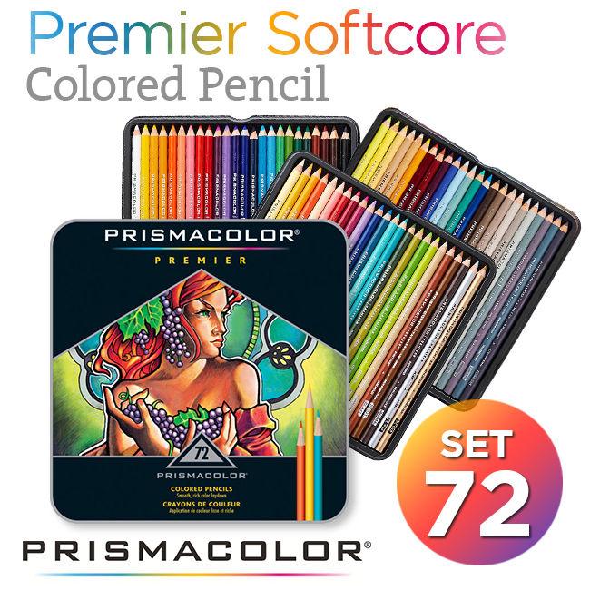 Chì màu Prismacolor sét 72 màu