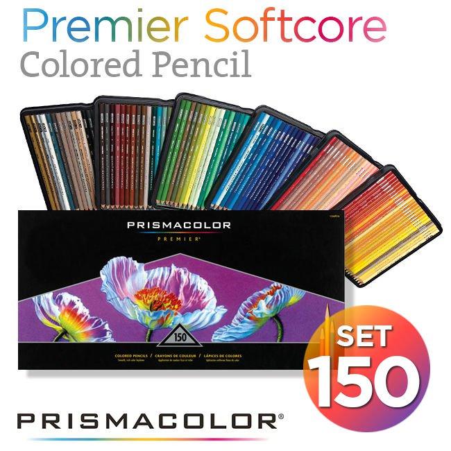 Chì màu Prismacolor sét 150 màu