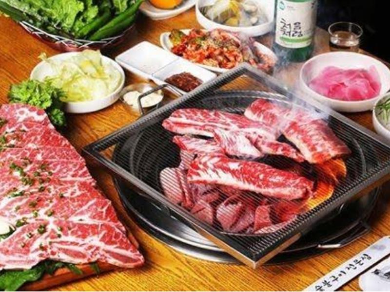 Thịt nướng quán Chinku