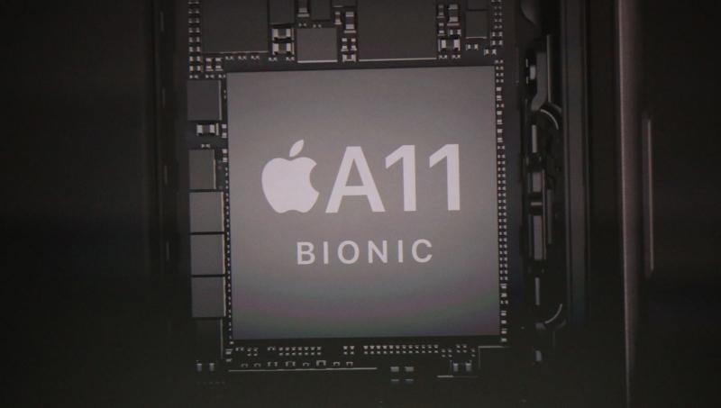 Chip xử lý A11 Bionic