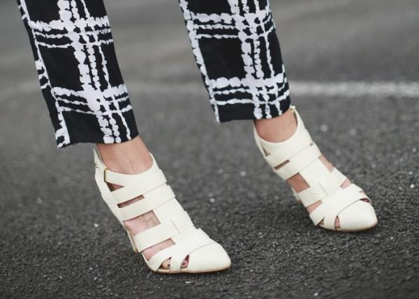 Chọn giày đúng cũng rất quan trọng