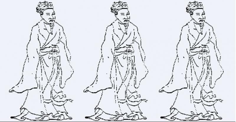 Chân dung Trịnh Căn trong Trịnh gia chính phả