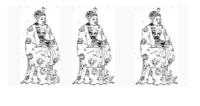 Chân dung Trịnh Tạc trong Trịnh gia chính phả