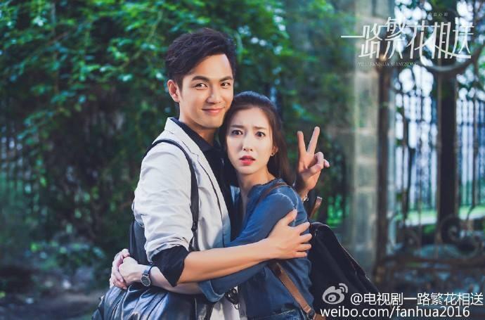Chung Hán Lương trong tạo hình nhân vật của phim truyền hình