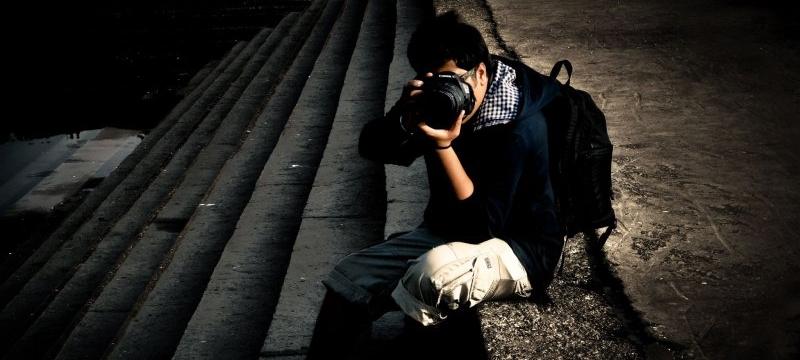 Chụp ảnh nghệ thuật tự do