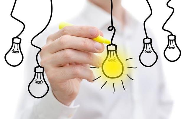Có 5 ý tưởng mỗi ngày hoặc nhiều hơn thế.