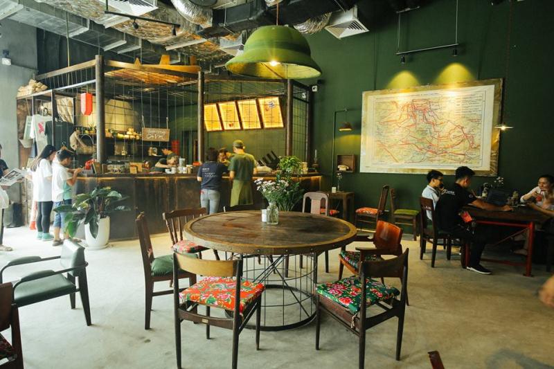 Cộng Café