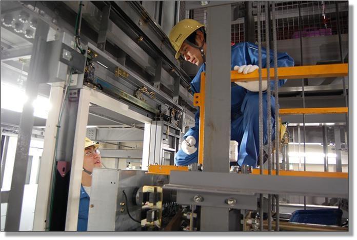 Thang máy Thái Sơn - Công ty sửa chữa và bảo trì thang máy uy tín nhất tại TPHCM