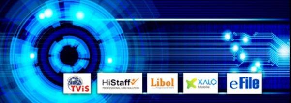 Sản phẩm CNTT - Công ty cổ phần công nghệ Tinh Vân