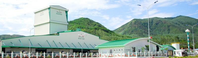 Nhà máy GreenFeed Bình Định.